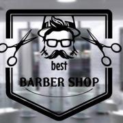 Logo et lettres prédécoupées personnalisable pour magasin