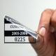 Stickers fond transparent - vitroplanie publicitaire impression miroir