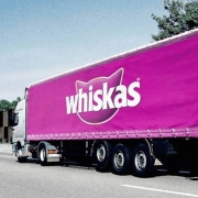 Bâche publicitaire pour camion impression sur mesure