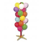 Arbre à ballons pour ballons de baudruche publicitaire