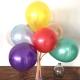 ballons publicitaire - couleurs métallique