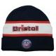 Bonnet tricoté personnalisable - Bristol à plat