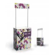Promotional counter – ECO