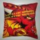 Coussins standard publicitaire - dragon