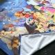 Couvertures publicitaire personnalisation disney - couture