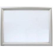 Cadre clic-clac - personnalisable bords carré