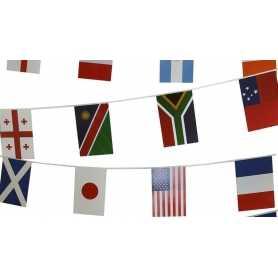 Garland Flags