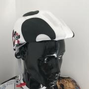 Housse de casques publicitaire