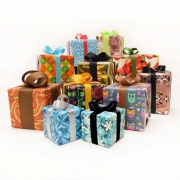 Papier cadeau personnalisé sur mesure