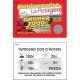 Tickets/cartes à gratter publicitaire - La POTAGERE