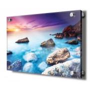 Plexiglass panels