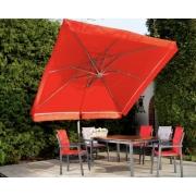 Offset square umbrella 3 meters