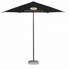 Round umbrella 2,50 meters