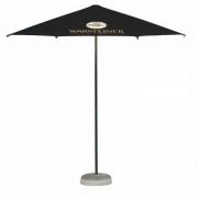 Parasol rond publicitaire 2,50 mètres