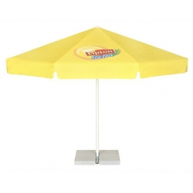 Round umbrella 3,50 meters