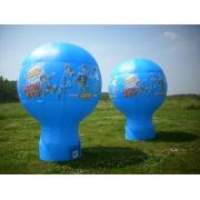 Ballon body publicitaire