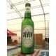 Formes spéciales publicitaire et sur mesure - forme bouteille de bière JEVER