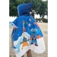 Children's poncho towels