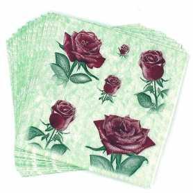 Paper napkins 16,5x16,5 cm