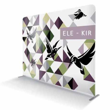 Stand de luxe ELE - KIR  publicitaire et personnalisable