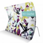 Luxury stand NEO - COURBE