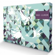 Luxury stand  POP UP - AGI- LUXOR - Straight