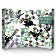 Luxury stand  TOR - UBERA - Curve