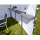 Accesoires pour tentes - Comptoir aluminium