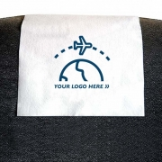 Non-woven headrest
