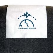 Tétière intissé Publicitaire personnalisé avec votre logo