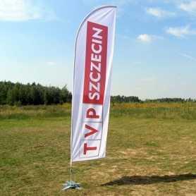 Windflag, Oriflamme et windrop Premium