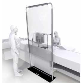 Stand MAN - EVA - Transparent