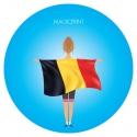 Drapeaux – Poncho publicitaire