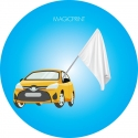 Flags – For cars