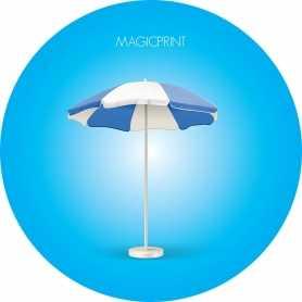 Round umbrella 2 meters