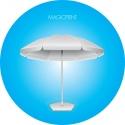 Round umbrella 4 meters
