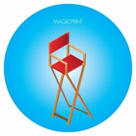 High director's chair