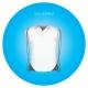 Sac cordelettes publicitaire forme T-shirt