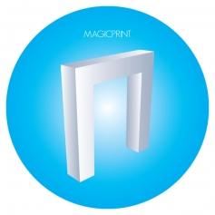 Arche publicitaire - PLV Carton
