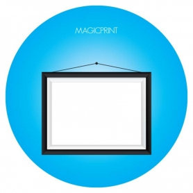 Click-clack frame