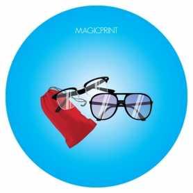 Etui à lunettes publicitaire personnalisé