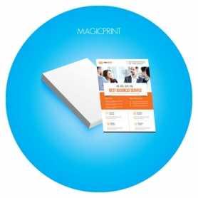 Magnets publicitaire standard sur refrigirateur