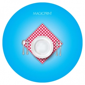 Plastic (PP) table mat