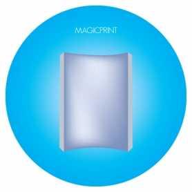 Luxury stand  POP UP - AGI- LUXOR - Curve - LED
