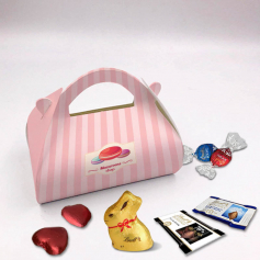 Prestige Box - Personalized with Lindt chocolates