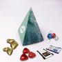 Pyramid Box - Personalized with Lindt chocolates