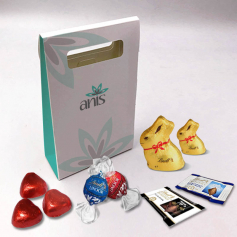Box of Delights - Personalized with Lindt chocolates