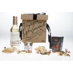 VOYAGE GOURMAND - Panier Gourmand
