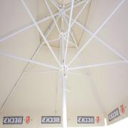Parasols SM – Diamètre 4 m -8 pans, rond