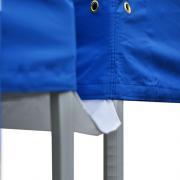 PVC polyester gutter